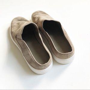 Vince Shoes - VINCE Verrell Slip On Backless Sneakers Slides